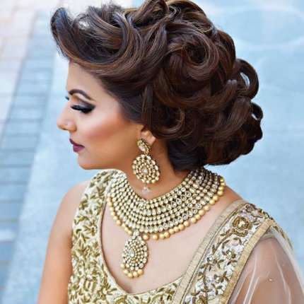 bridal makeup weddingwik