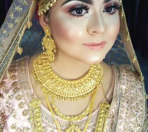 airbrush makeup artist in jaipur