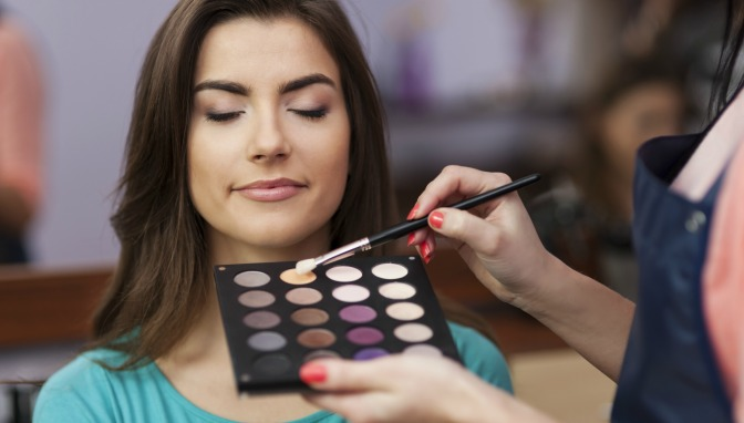 best Makeup artist in udaipur